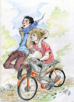 Merthur color pencils by Slashpalooza