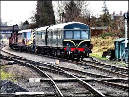 The Loughborough Train by Ph0t0-girl