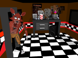 FNAF Office Download by Misunderstoodfoxy