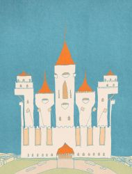 Enchanted Castle, Las Vegas by mr-benn