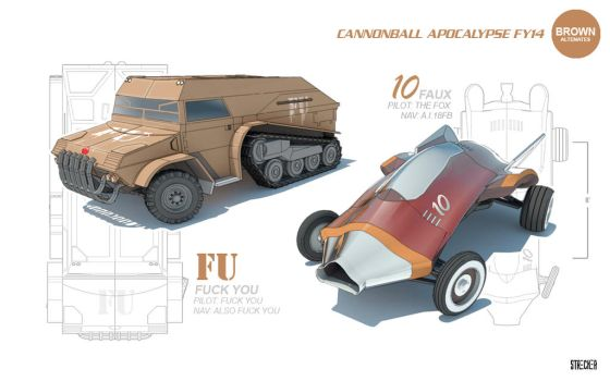 ReferenceModel-AltCars-BROWN by DMStrecker