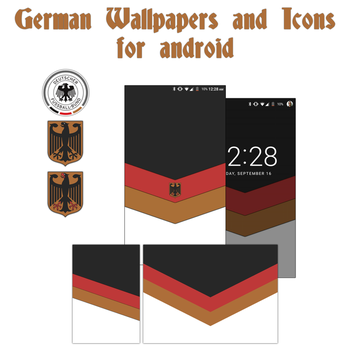 German Android theme by v1k0s