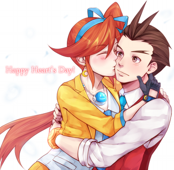 Heart's Day 2014 by maesketch