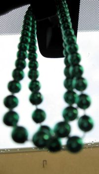 The Green Beads by sweetwretch
