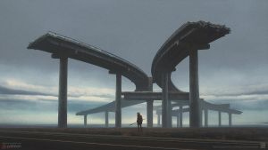 Roads by YURISHWEDOFF