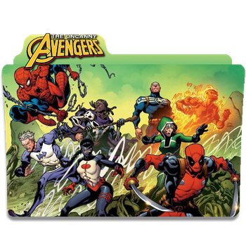 Uncanny Avengers by DCTrad
