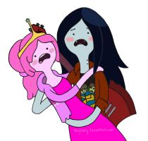 Ooh Marceline part two by MajikAly