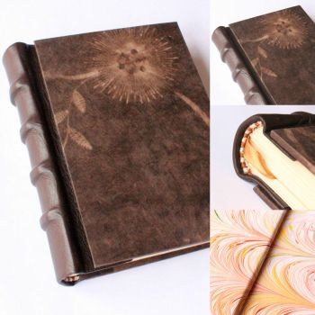Old Style Journal in Brown by GatzBcn