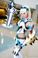 AX12 - Monster Hunter by BlizzardTerrak