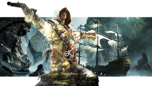 Assassin's Creed IV Black Flag [Wallpaper] by Ventus08