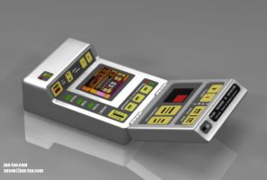 tricorder by juntao