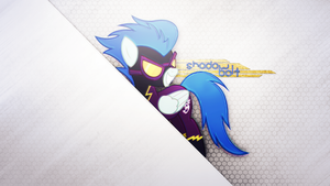Shadowbolt | Clueless313 Collab by SandwichHorseArchive