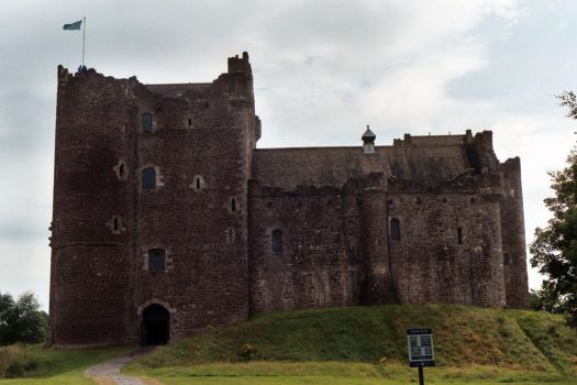 FREE STOCK Doune Castle Full 1 by mmp-stock