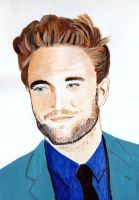 Robert Pattinson 36 by audamay