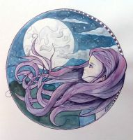 Emily's Moon by AriaDintan