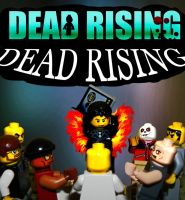 Lego Dead Rising Cover 2 by 1conchi
