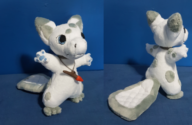 Plush - Bean!!! the Minchi by Mega-Arts