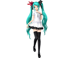 .:Supreme Miku:. by WeFede