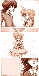 Princess Tutu - Fakiru - Confession by amako-chan