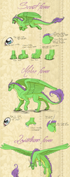 CC's reference sheet by CCDragon-93