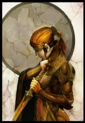 cavalier of gold by lorlandchain