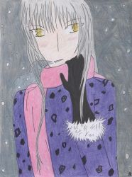 Ayame in winter by Sunsetsurfer21