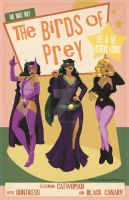 Birds of Prey featuring Catwoman! by AweMe