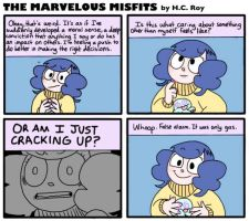 The Marvelous Misfits - Morality by SimplyBrillig