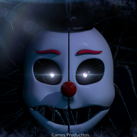 Stylized Ennard   (4K)   (Read the Description!) by GamesProduction