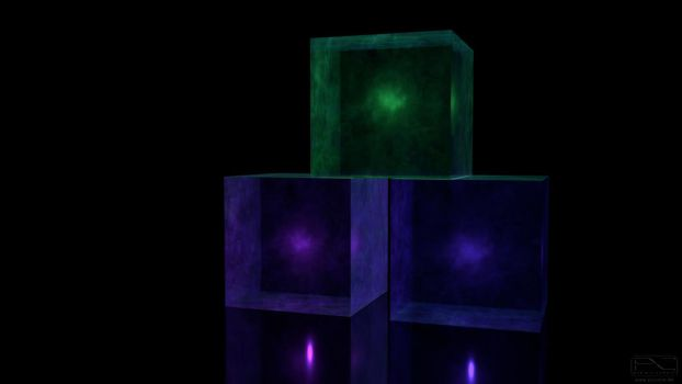 Cubes by pixcore