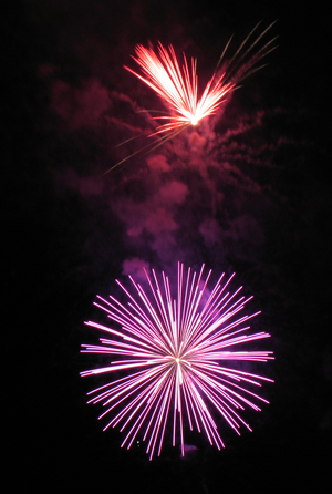 Fireworks 2018 IMG 1302 by WDWParksGal-Stock
