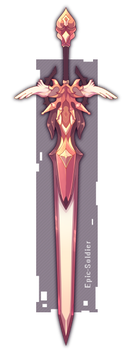 weapon commission by Epic-Soldier
