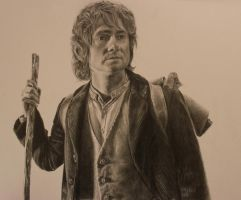 The Hobbit 2012 Drawing by Lewis3222