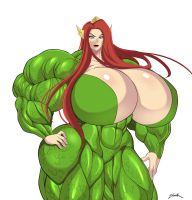 Mera muscular by zetarok