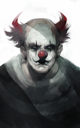 Nice Clown by znodden