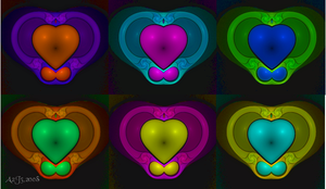 LOVE OF HEARTS GIMP PATTERNS by a2j3