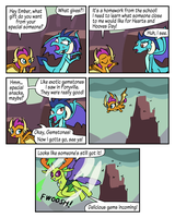 Somewhat Old Way by AcidEmerald