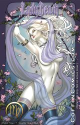 Lady Death Zodiac virgo naughty by ToolKitten