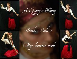 a gypsy's whimsy stock pack 5 by lucretia-stock
