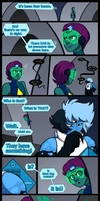 Silver Sun: R1 Strip1 by SummaBadger
