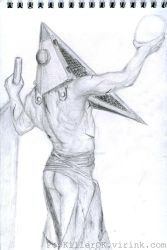 Pyramid Head by PopKIllerOK