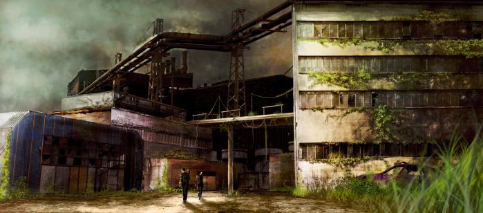 The Last Of Us by NotBySight1109