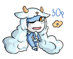 Sheep Orikero - Closed by LeafsAdopts