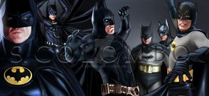 BATMEN by supersebas