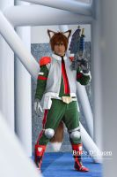 Fox Mccloud - Star Fox Assault 07 by briste