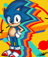 Sonic Mania by Zoink-ers
