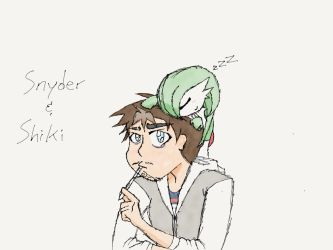 Pokemon is Life right now. by MUTANTS-FOREVER