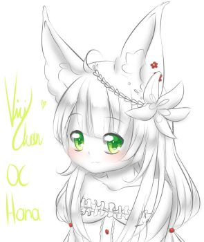 OC Hana (2016) by ViciChan