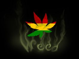 Weed by Mythis8