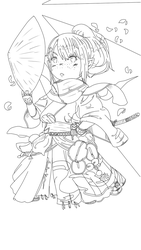 stormblood hype is real by LammyJammer